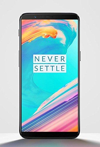 OnePlus 5T A5010 - 8GB RAM + 128GB - 6.01 inch - US Version with Warranty (Midnight Black)