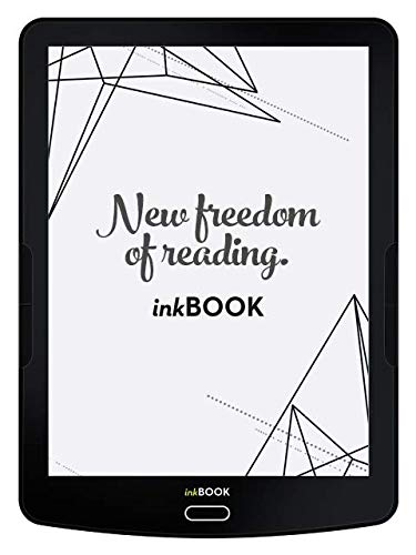 inkBOOK Explore 7.8' E-Reader - 300dpi, Touchscreen Display, Light Color Temperature, New Interface