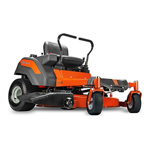 "Husqvarna 967271501 46"" 20HP Briggs and Stratton Zero Turn Lawn Mower"