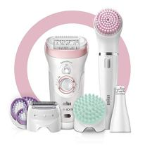 Braun-Epilator-Silk-epil-9-9-985-Facial-Hair-Removal-for-Women-Shaver-Cordless-Rechargeable-Wet-Dry-Facial-Cleansing-Brush