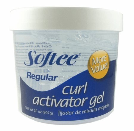Softee Curl Activator Gel - Regular 32 oz.