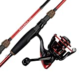 KastKing Sharky III Spinning Combos,6ft 6in, M Power-M Fast,2000 Reel