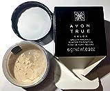 Avon True Color Smooth Minerals Soft Ivory Foundation Powder