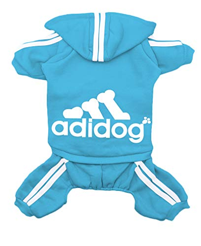 Scheppend-Original-Adidog-Pet-Clothes-for-Dog-Cat-Puppy-Hoodies-Coat-Doggie-Winter-Sweatshirt-Warm-Sweater-Dog-Outfits-Sky-Blue-Small