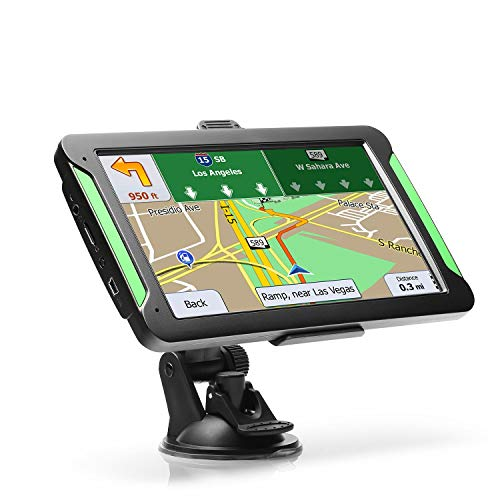 GPS-Navigation-for-Car-LTTRBX-7-Touch-Screen-8GB-Real-Voice-Spoken-Turn-by-Turn-Direction-Reminding-Navigation-System-for-Cars-Vehicle-GPS-Satellite-Navigator-with-Free-Lifetime-Map-Update-Black