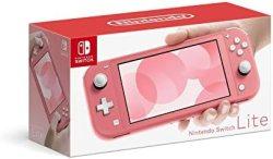 Nintendo Switch Lite - Coral - Switch