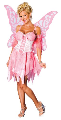 Secret Wishes Sugar Plum Fairy Costume With Wings