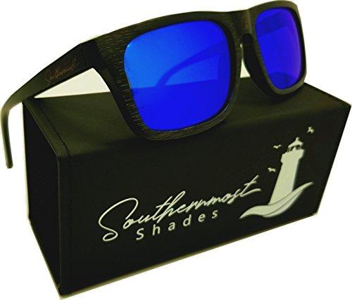 ab5bce29ef Real Bamboo Wood Sunglasses -100% Polarized Lenses- Wooden Frame for Men    Women
