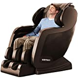 Massage Chair by Ootori,Zero Gravity Vibration Airbag Massage Chairs Full Body Shiatsu Massage Chair Recliner with Heating Bluetooth &Foot Roller 3 Strength Adjustment Airbag