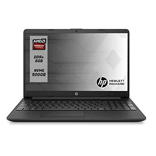 Ordinateur-portable-HP-255-G8-ecran-156-Cpu-Amd-A4-mode-rafale-jusqua-260-GHz-8-Go-DDR4-SSD-M2-Nvme-500-Go-Bluetooth-WIFI-Windows-10-Pro-Pret-a-lemploi