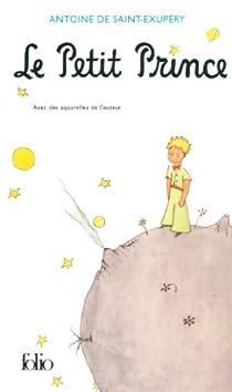 Le Petit Prince Couverture du livre
