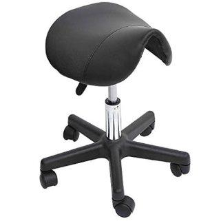 HomCom Swivel Salon Massage Spa Chair