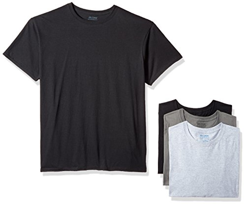 Gildan Men's Assorted Crew T-Shirt Multipack 17 Fashion Online Shop gifts for her gifts for him womens full figure
