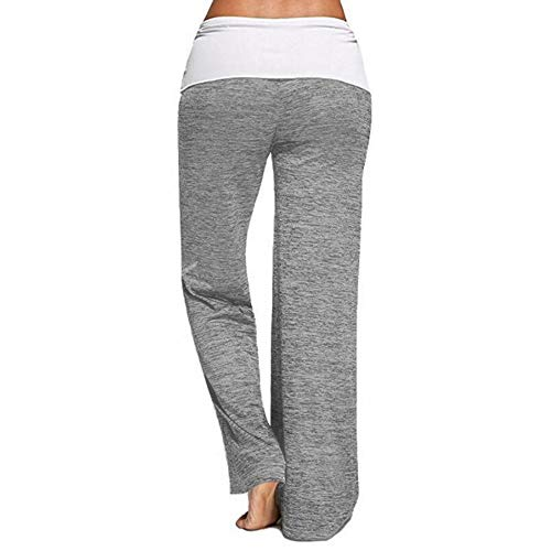 Wide leg loose yoga pants