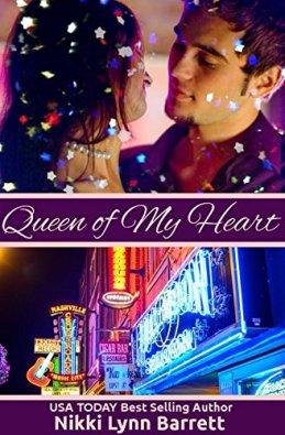 Queen Of My Heart (Life Won't Wait Book 1) by [Barrett, Nikki Lynn]
