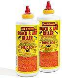Boric Acid Roach & Ant Killer NET WT. 1 LB. (454 gms) - 2 pack