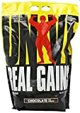 Real Gains Weight Gainer with Complex Carbs and Whey-Micellar Casein Protein Matrix Chocolate 10.6 #