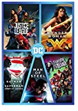 DC 5-Film Collection (Justice League/Wonder Woman/Suicide Squad/ Batman v Superman: DOJ/Man of Steel) (DVD)