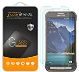 [2-Pack] Supershieldz for Samsung (Galaxy S5 Active) [Not Fit for Galaxy S5] Tempered Glass Screen Protector, Anti-Scratch, Anti-Fingerprint, Bubble Free, Lifetime Replacement
