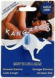 KangaroosOrgasm 3000 Mega Intensifier Sexual Potency Men Erection 1 Pills
