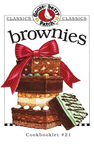 Brownies Cookbook (Gooseberry Patch Classics)