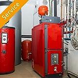 Boiler Installation - Natural Gas