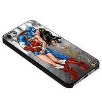 Wonder Women Kissing Captain America