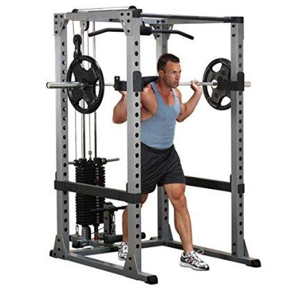 Power Rack Training