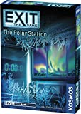 Exit: The Polar Station | Exit: The Game - A Kosmos Game | Family-Friendly, Card-Based at-Home Escape Room Experience for 1 to 4 Players, Ages 12+
