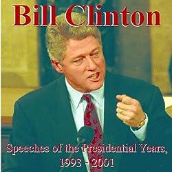 William Jefferson Clinton : Great Speeches