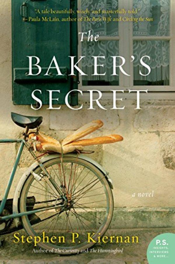 The Baker's Secret: A Novel by [Kiernan, Stephen P.]