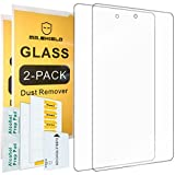 [2-Pack]-Mr.Shield for Amazon New - Fire Tablet 7' 7 Inch (5th Generation - 2015 Release) [Tempered Glass] Screen Protector with Lifetime Replacement