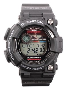 G-Shock Unisex Frogman Black Watch