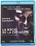 Noche de Expiacion (The Purge BD) [Blu-ray]