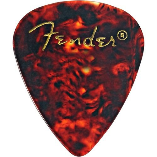 Fender 351 Shape Classic Picks Heavy