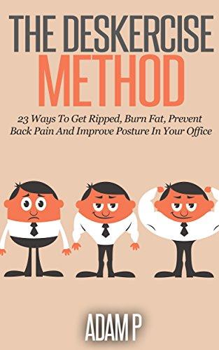 10 must reads for back pain management - Deskercise method