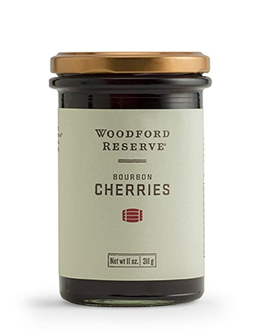 Woodford Reserve Bourbon Cherries Jar