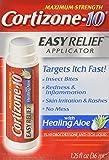 Cortizone 10 Hydrocortisone Anti-Itch Liquid Easy Relief Applicator-1.25, oz.