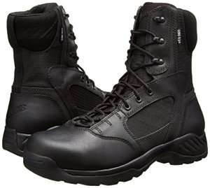 "Danner Men's Kinetic 8"" GTX Uniform Boot, Black, 12 EE US"