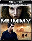 The Mummy (2017) [4K Ultra HD, Blu-ray, Digital]