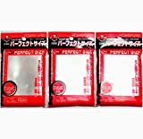 KMC 100 Pochettes Card Barrier Perfect Size Soft Sleeves, 3 Pack/Total 300 Pochettes [Komainu-Dou Original Package]