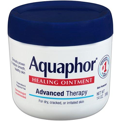 Aquaphor Healing Ointment - Moisturizing Skin Protectant for Dry...