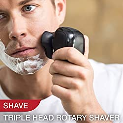 Remington XR1400 Verso Wet & Dry Men's Shaver & Trimmer Grooming Kit, Men's Electric Razor, Facial Cleaning Brush, Beard Trimmer  Image 5