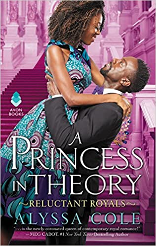 Image result for A Princess in Theory by Alyssa Cole