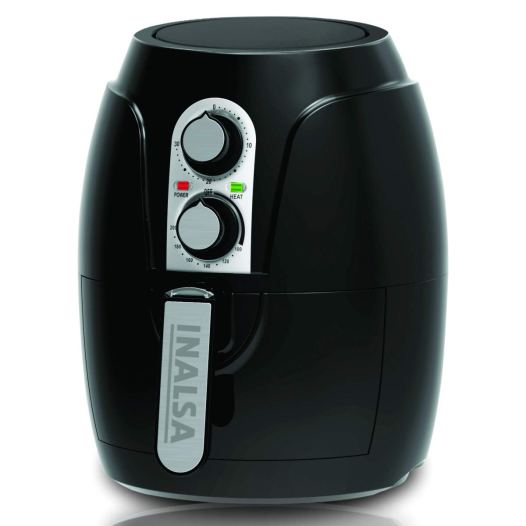 Inalsa Air Fryer 2.3 L Crispy Fry-1200W