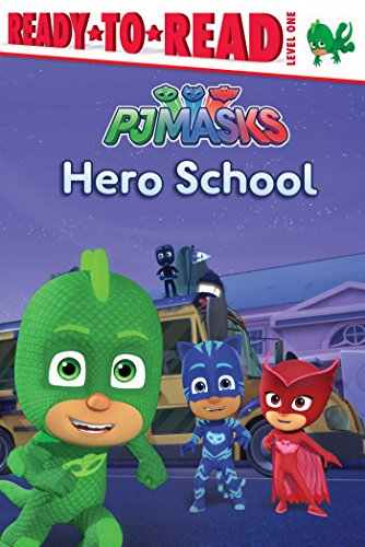 [WpBbF.EBOOK] Hero School (PJ Masks) by Simon Spotlight [T.X.T]