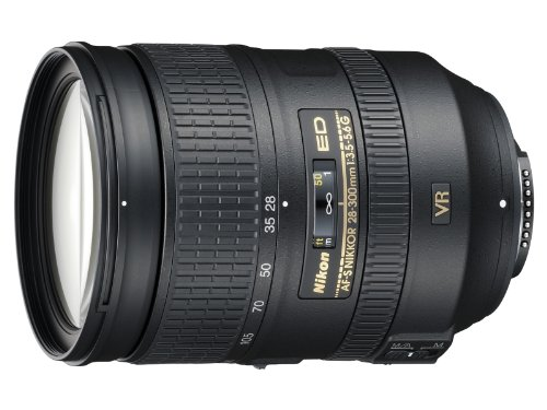 Nikon AF-S FX NIKKOR 28-300mm f/3.5-5.6G ED Vibration Reduction Zoom Lens with Auto Focus for Nikon DSLR Cameras