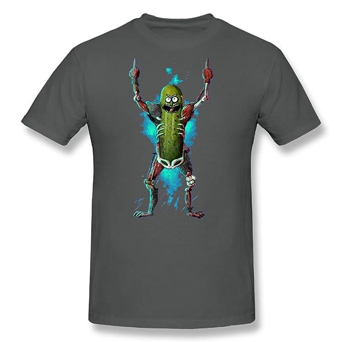 Nurdtyme It's Pickle Rick! Unisex T-Shirt Morty Funny Humor Cartoon Animation