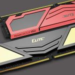TEAMGROUP Elite Plus DDR4 16GB Kit (2x8GB) 2400MHz PC4-19200 CL16 Unbuffered Non-ECC 1.2V U-DIMM 288 Pin PC Computer…