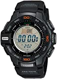 Casio Men's Pro Trek PRG-270-1 Tough Solar Triple Sensor Multifunction Digital Sport Watch